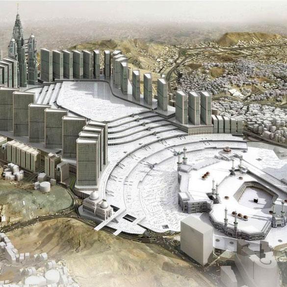 jabal-omar-development-project