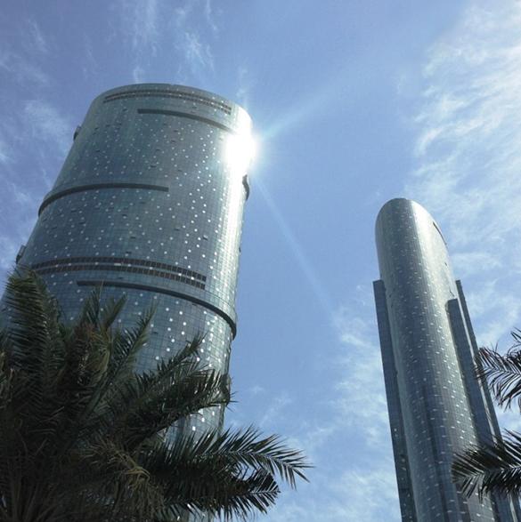 Sun & Sky Towers